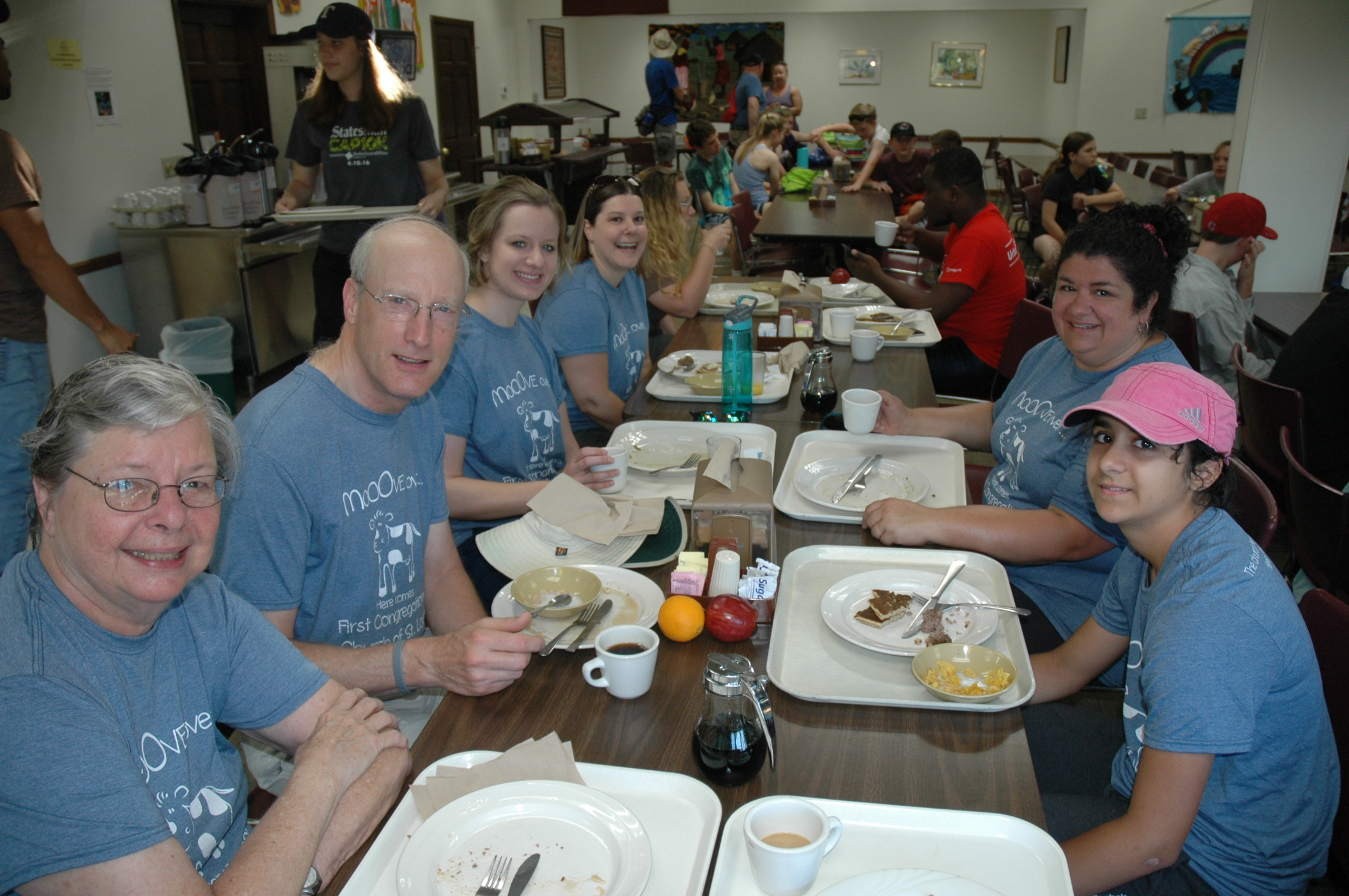 Intergenerational Mission Trip First Congregational UCC Church St Louis